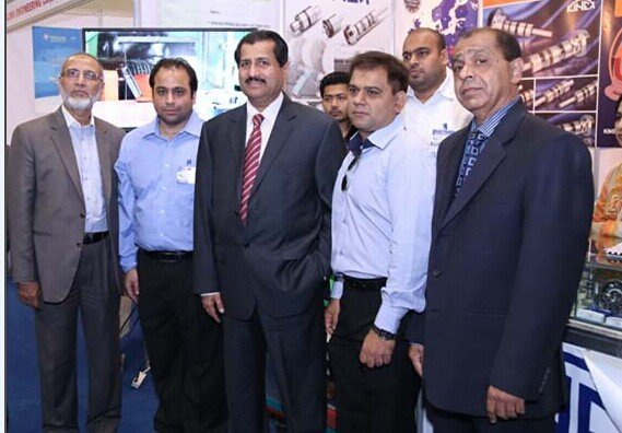 Invitation for Textile Asia in Lahore Expo Center in Pakistan