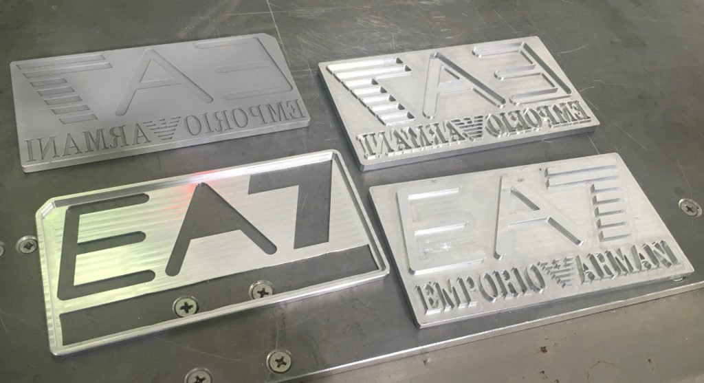 Embossing-molds